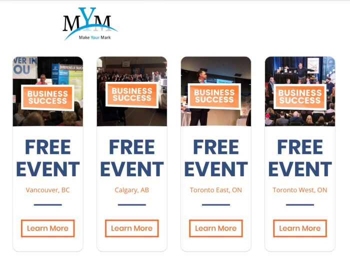 Complementary Free Tickets To Our Upcoming Workshop Events