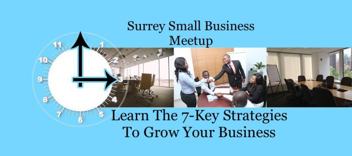 Surrey Small BusinessMeetup