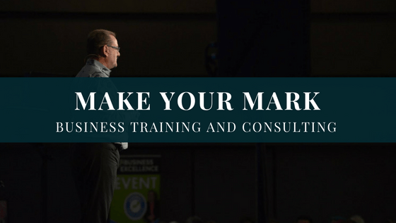 Make Your Mark Business Training And Consulting