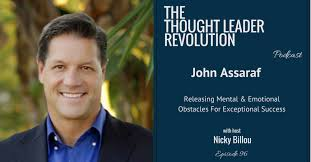 John Assaraf Brain
