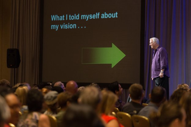 Jack Canfield With Stefan Neff