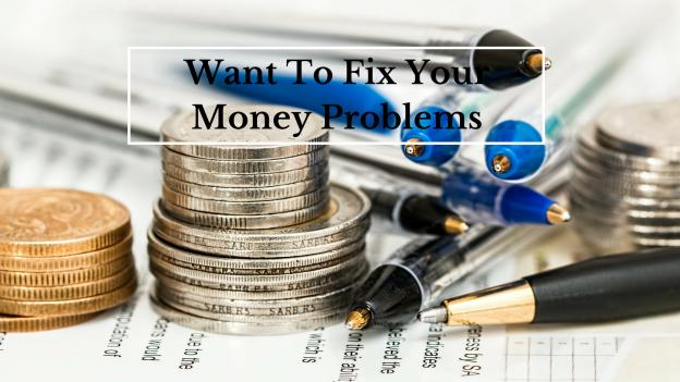 Fix your money problems With Stefan Oskar Neff