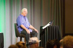 Jack Canfield In Arizona With Stefan Oskar Neff