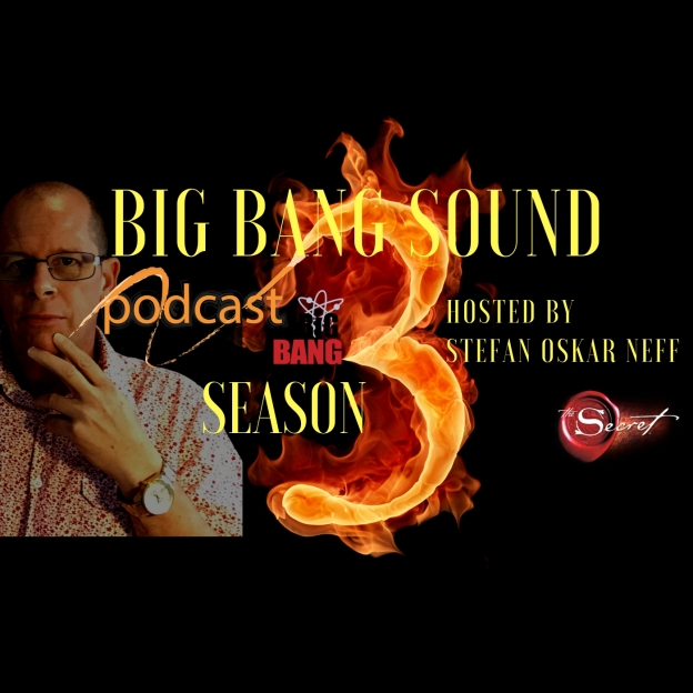Stefan Oskar Neff Big Bang Soundcloud Podcast