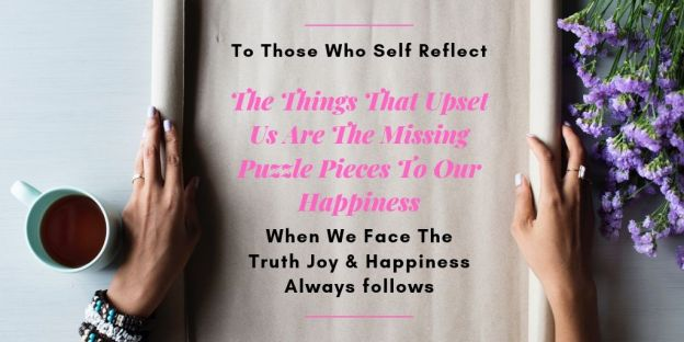 The Things That Upset Us Are The Missing Puzzle Pieces To Our Happiness - Stefan Neff