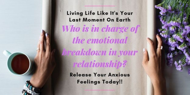 Who is in charge of the emotional breakdown in your relationship - Stefan Neff