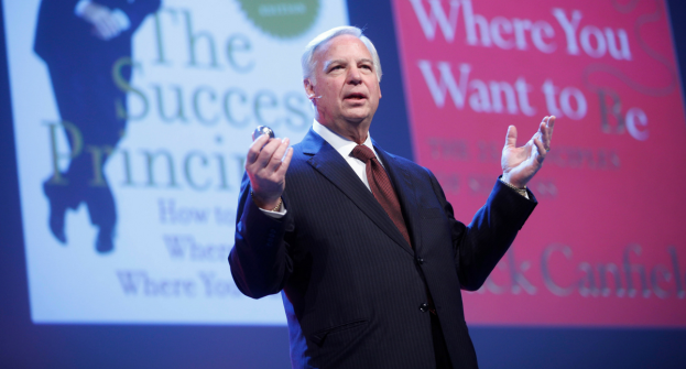 Jack Canfield In Arizona With Stefan Oskar Neff