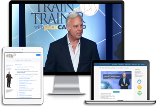 Train The Trainer Program With Jack Canfield