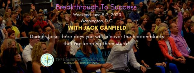 Breakthrough to Success Weekend June 5-7, 2020 Washington, D.C.