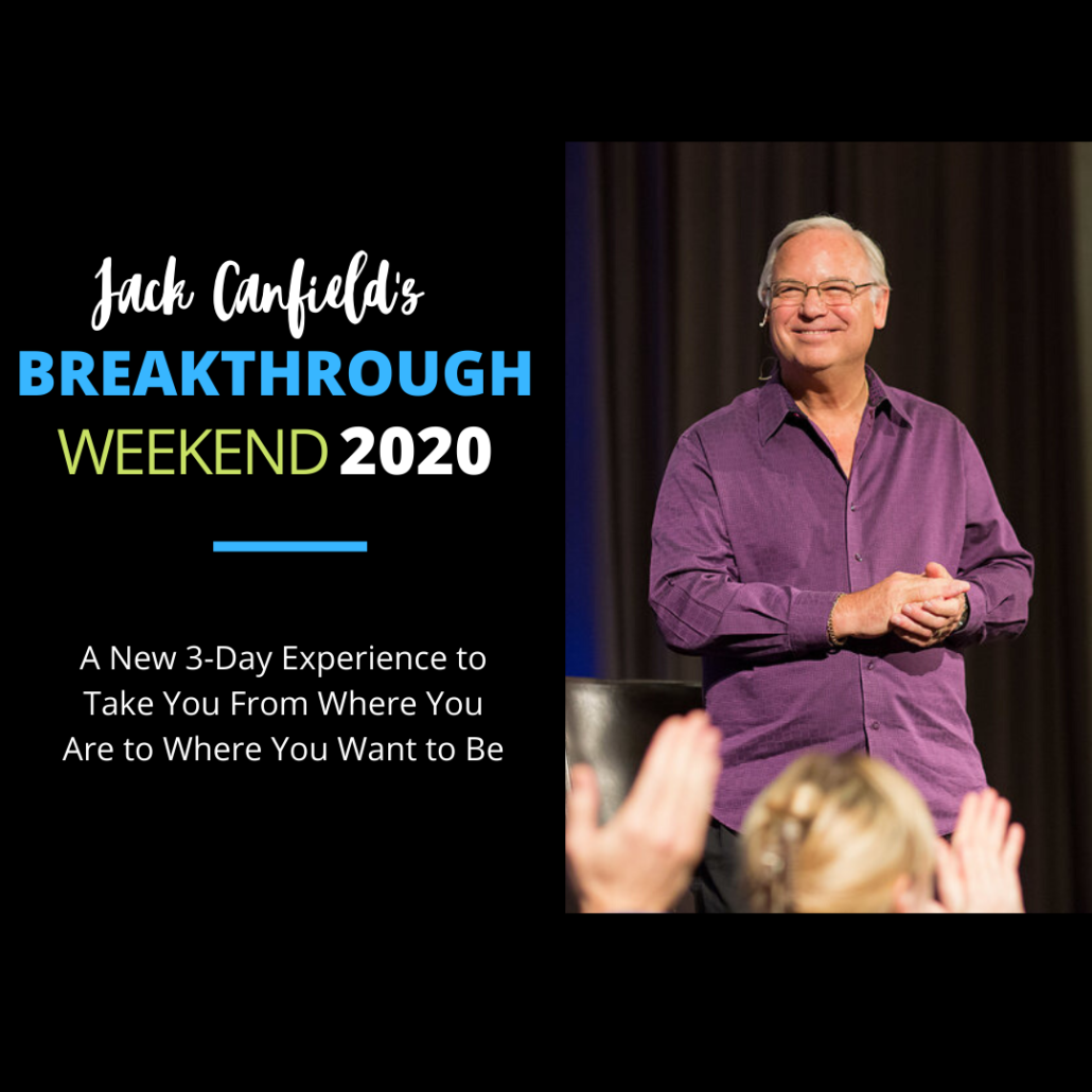 Jack Canfield Events