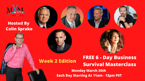 6 - Day Business Survival Masterclass