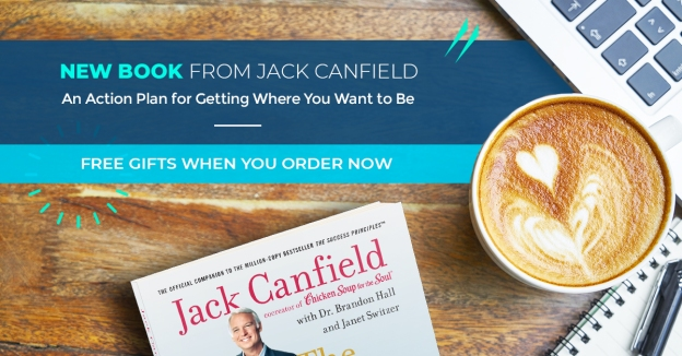 Jack Canfield New Book