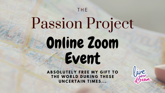 The Passion Test ONLINE FREE EVENT 101