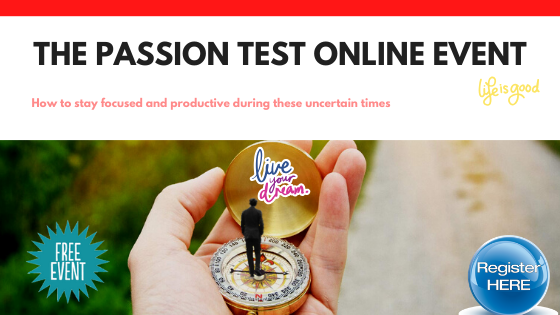 The Passion Test ONLINE FREE EVENT