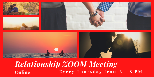 Tips for Building a Healthy Relationship 101 - Online Zoom Meeting