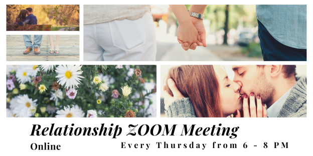 Tips for Building a Healthy Relationship - Online Zoom Meeting