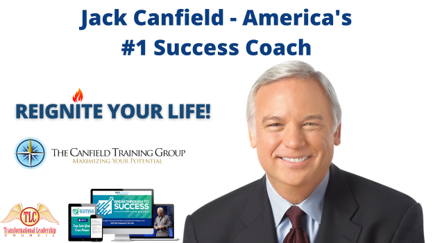Jack Canfield - America's #1 Success Coach Blog Banner