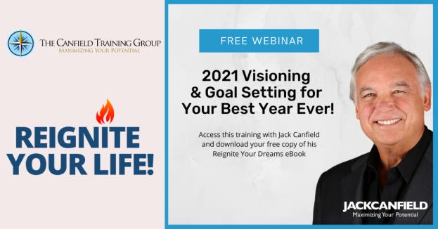 Reignite Your Life Webinar