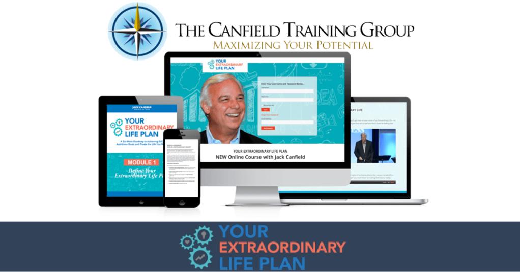 Your Extraordinary life plan
